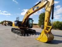 Equipment photo CATERPILLAR 323D2L EXCAVADORAS DE CADENAS 1