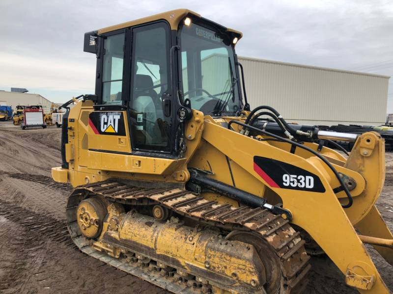 CATERPILLAR 履帯式ローダ 953D equipment  photo 8