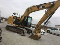 CATERPILLAR トラック油圧ショベル 316EL equipment  photo 2