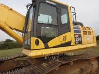 KOMATSU EXCAVADORAS DE CADENAS PC290-10 equipment  photo 4
