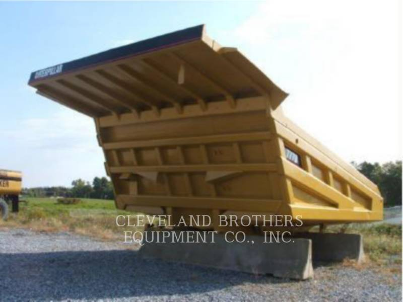CATERPILLAR OFF HIGHWAY TRUCKS 777D equipment  photo 6