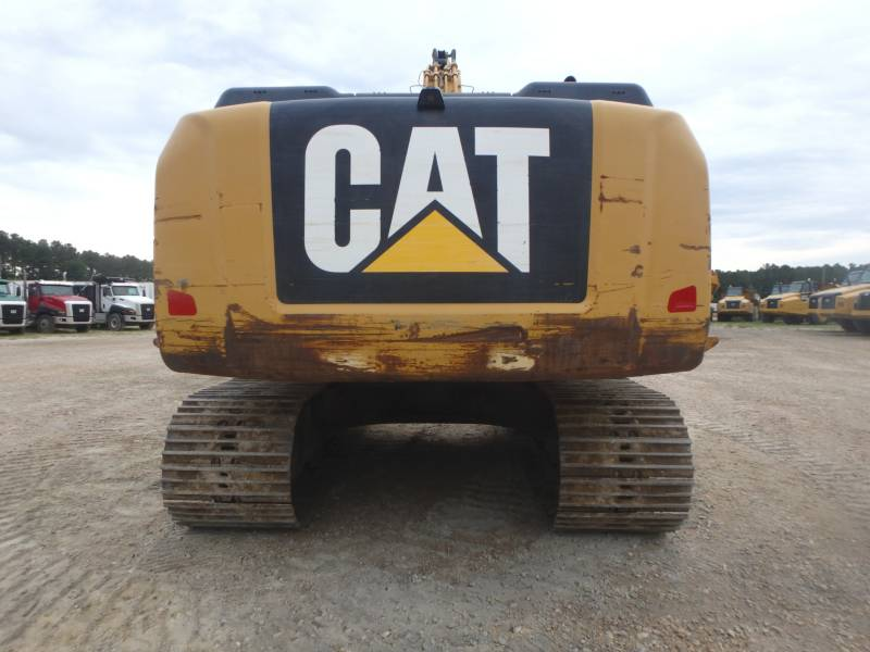 Caterpillar EXCAVATOARE PE ŞENILE 336EL equipment  photo 6