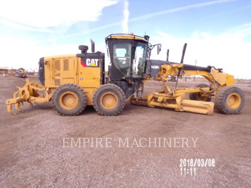 CATERPILLAR MOTONIVELADORAS 140M2 equipment  photo 7