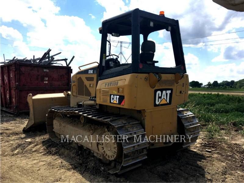 CATERPILLAR TRACK TYPE TRACTORS D5KXL equipment  photo 4