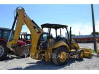 Equipment photo CATERPILLAR 416FST バックホーローダ 1