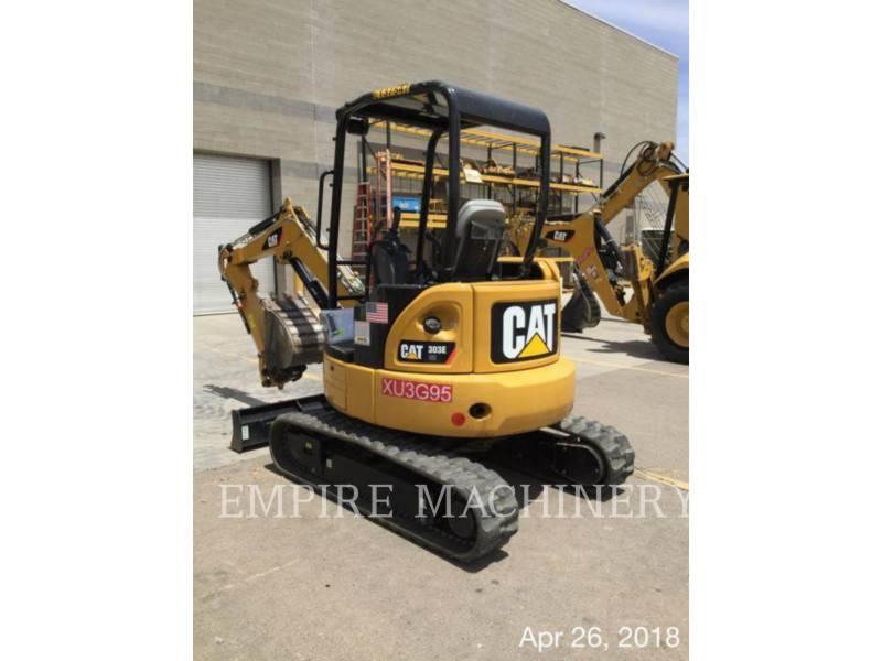 CATERPILLAR PELLES SUR CHAINES 303ECR equipment  photo 2