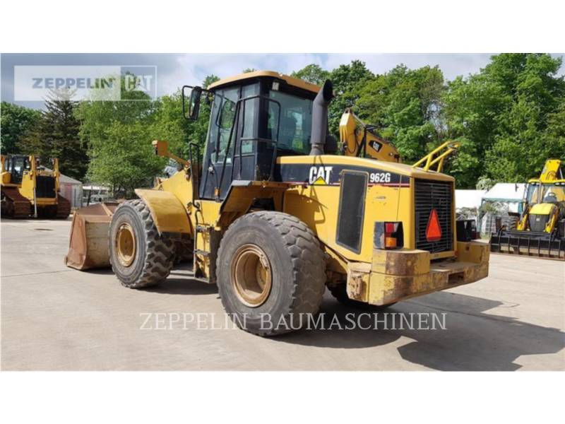 CATERPILLAR CARGADORES DE RUEDAS 962G equipment  photo 4