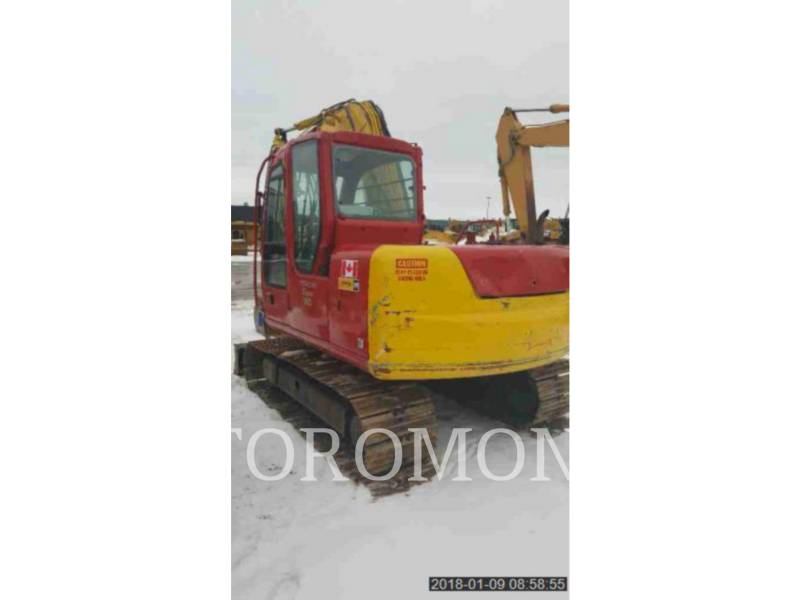 HITACHI TRACK EXCAVATORS ZX80 equipment  photo 2