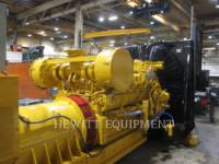 CATERPILLAR STATIONARY GENERATOR SETS 3512, 850KW 600 VOLTS equipment  photo 4