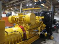 CATERPILLAR Grupos electrógenos fijos 3512,_ 850KW_ 600 VOLTS equipment  photo 4