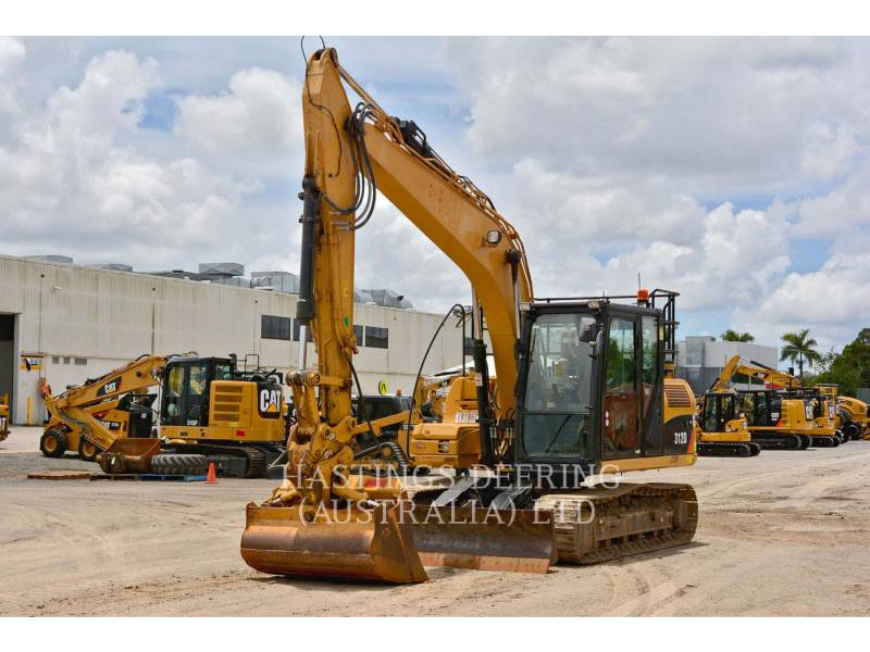 CATERPILLAR EXCAVADORAS DE CADENAS 312D equipment  photo 3