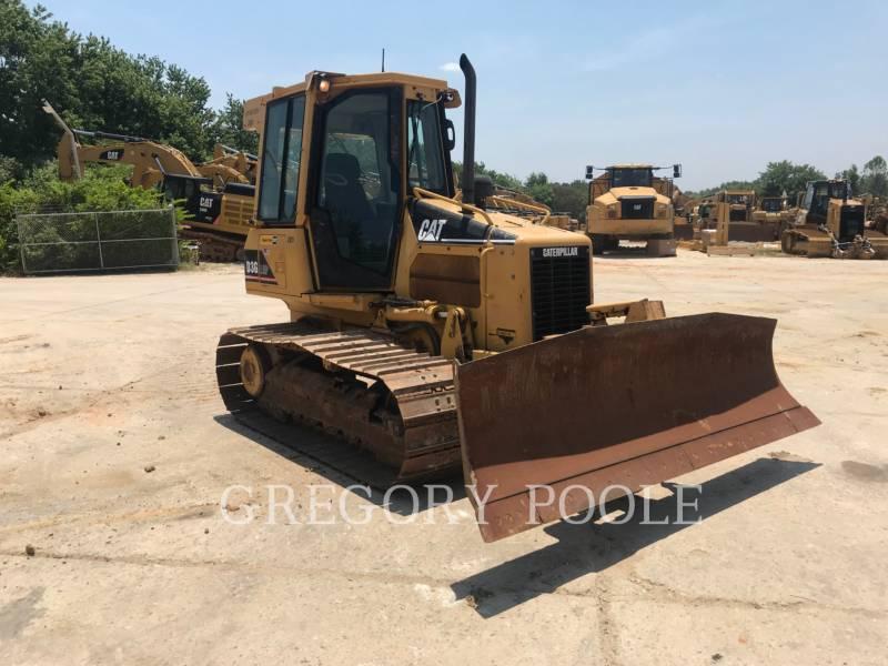 CATERPILLAR TRACK TYPE TRACTORS D3G equipment  photo 3