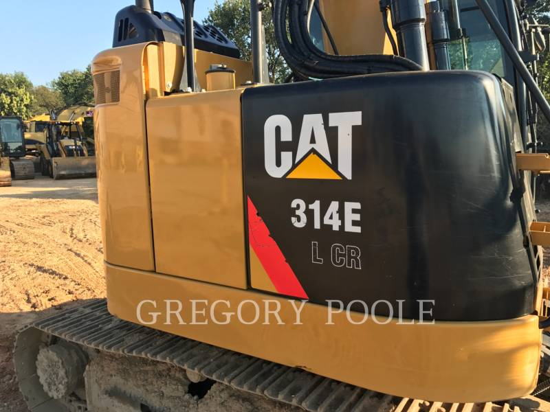 CATERPILLAR TRACK EXCAVATORS 314ELCR equipment  photo 14