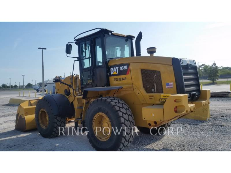 CATERPILLAR WHEEL LOADERS/INTEGRATED TOOLCARRIERS 938KQC equipment  photo 3