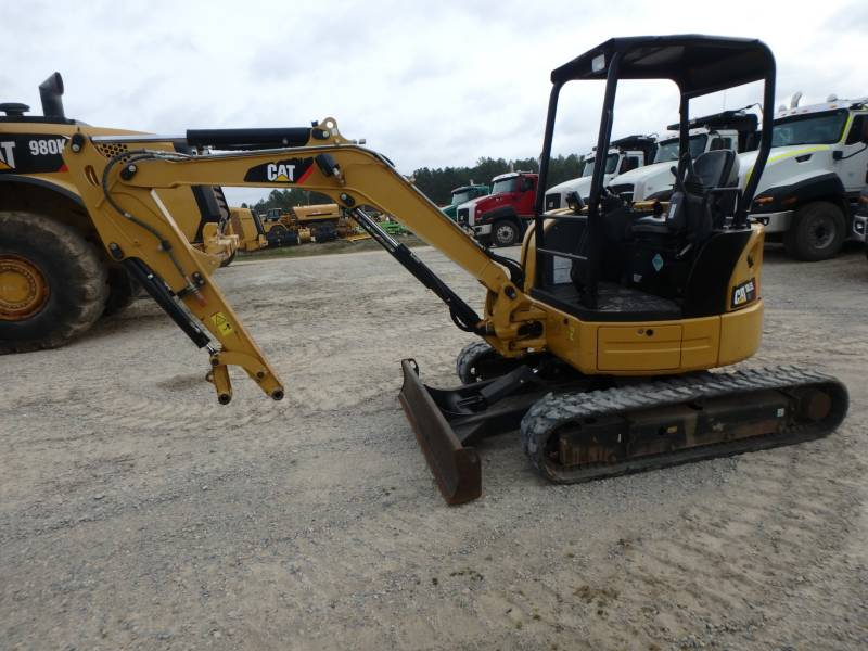 CATERPILLAR ESCAVADEIRAS 303.5ECR equipment  photo 2
