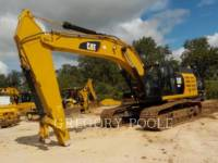 Equipment photo CATERPILLAR 349E L TRACK EXCAVATORS 1