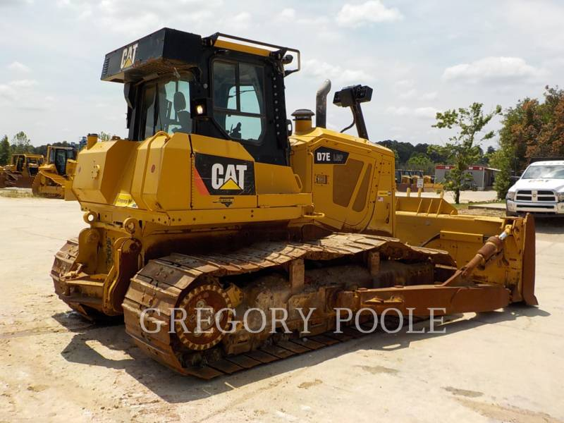 CATERPILLAR TRACTEURS MINIERS D7E LGP equipment  photo 12