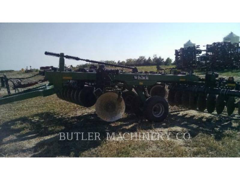 WISHEK STEEL MFG INC EQUIPO DE LABRANZA AGRÍCOLA 842NT-16 equipment  photo 4