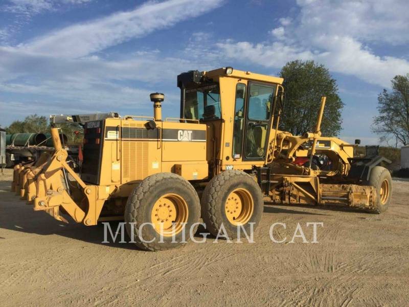 CATERPILLAR NIVELEUSES 143H equipment  photo 3