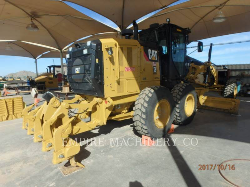 CATERPILLAR MOTOR GRADERS 120M2 AWD equipment  photo 2
