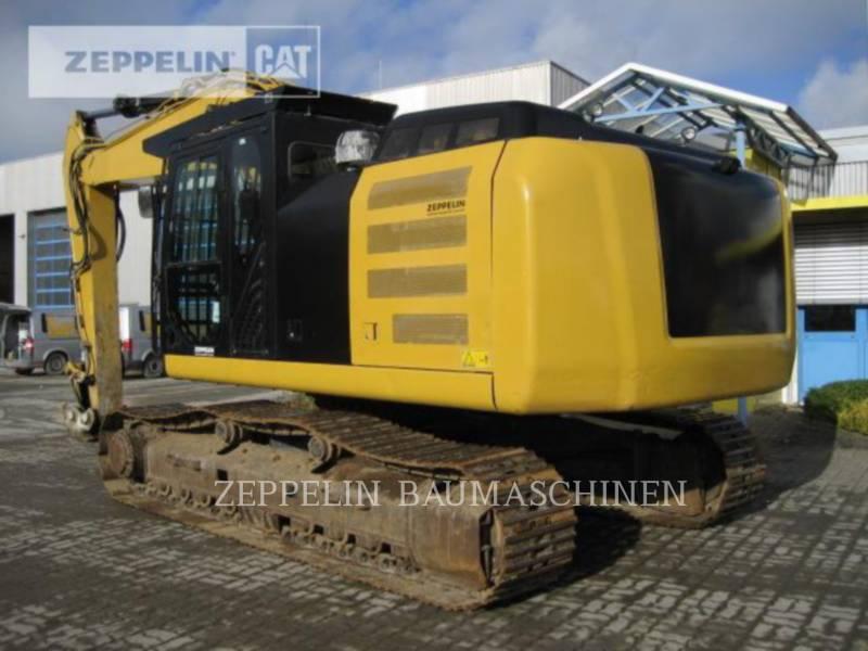 CATERPILLAR TRACK EXCAVATORS 329ELN equipment  photo 2