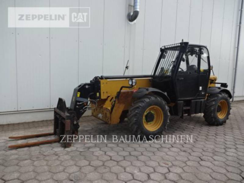 CATERPILLAR TELESKOPSTAPLER TH414CGC equipment  photo 1