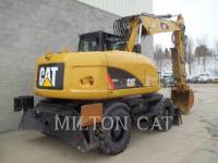CATERPILLAR ESCAVADEIRAS DE RODAS M313D equipment  photo 3
