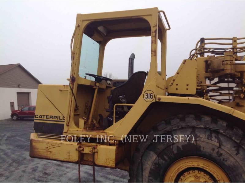 CATERPILLAR DECAPEUSES AUTOMOTRICES 615 equipment  photo 4