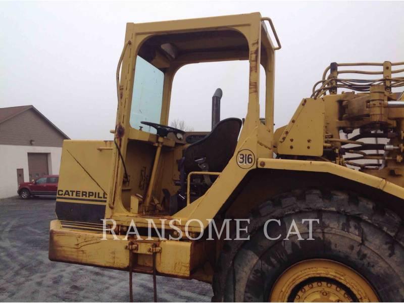 CATERPILLAR MOTOESCREPAS 615 equipment  photo 4
