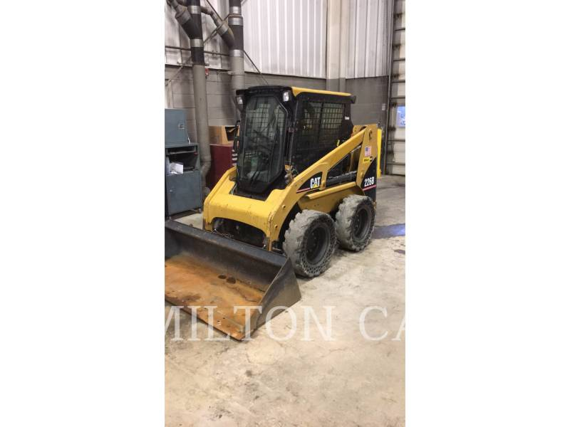 CATERPILLAR CHARGEURS COMPACTS RIGIDES 226B equipment  photo 1