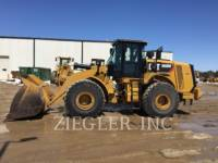CATERPILLAR PALA GOMMATA DA MINIERA 966M equipment  photo 7