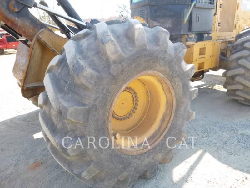 CATERPILLAR 林業 - スキッダ 525D equipment  photo 7