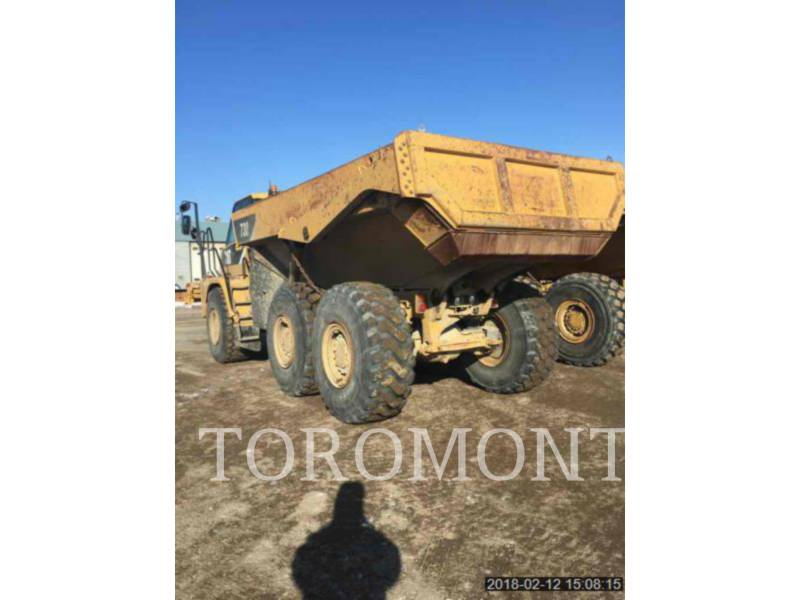 CATERPILLAR TOMBEREAUX DE CHANTIER 730 equipment  photo 4