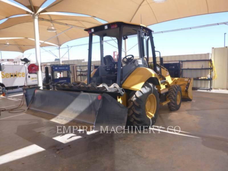CATERPILLAR CHARGEUR INDUSTRIEL 415F2IL equipment  photo 2