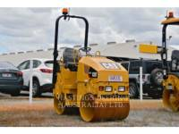 Equipment photo CATERPILLAR CB14 VIBRATORY DOUBLE DRUM ASPHALT 1