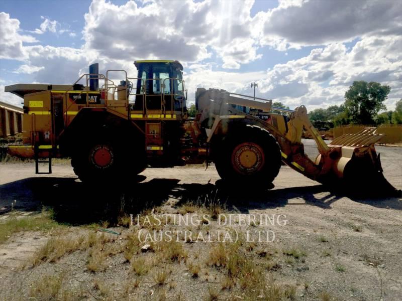 CATERPILLAR CHARGEURS SUR PNEUS/CHARGEURS INDUSTRIELS 988H equipment  photo 5