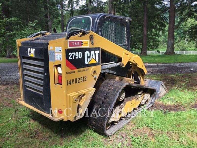 CATERPILLAR MINICARREGADEIRAS 279D H3CB equipment  photo 3