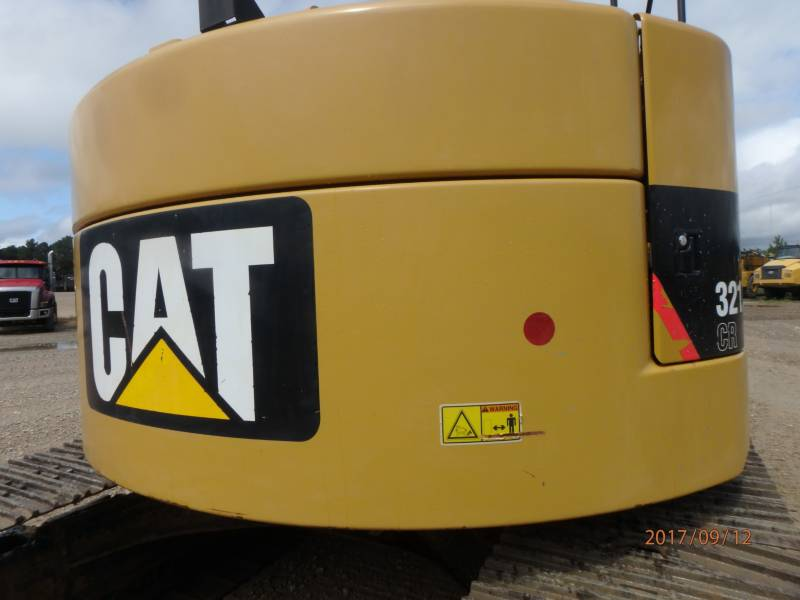 CATERPILLAR PELLES SUR CHAINES 321DLCR equipment  photo 21