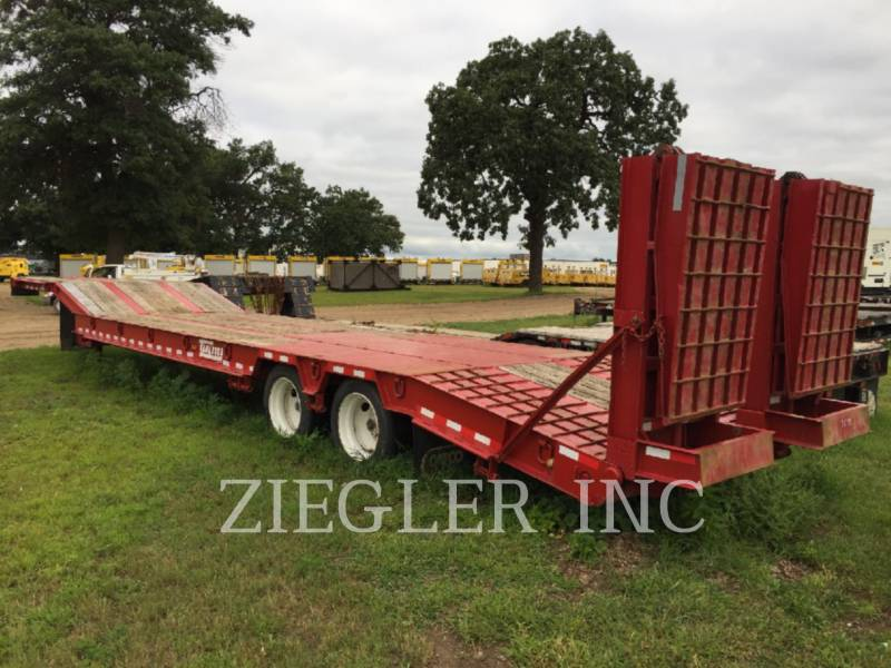TRAILER OTHER TRAILERS 35T equipment  photo 2