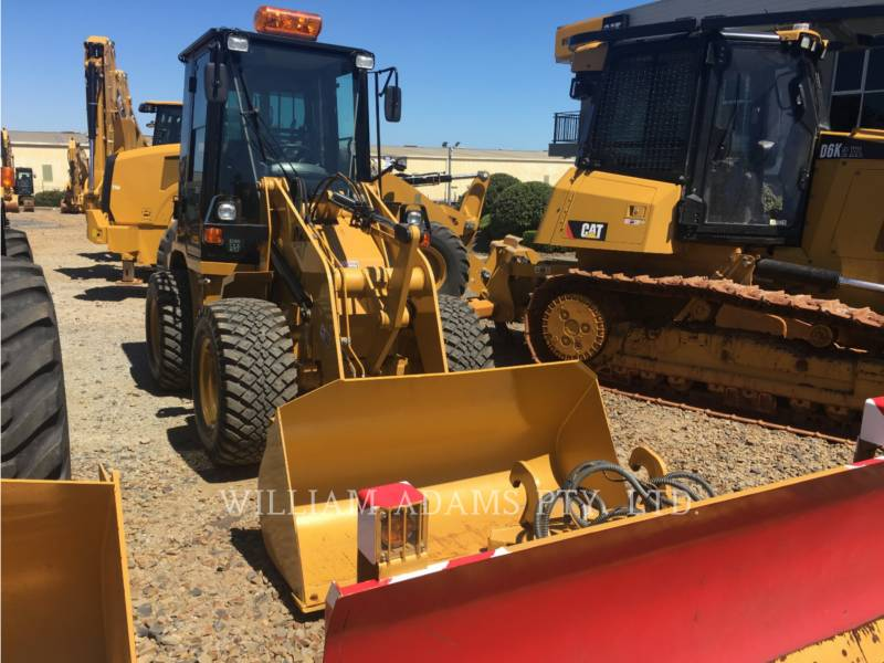 CATERPILLAR CARGADORES DE RUEDAS 902B equipment  photo 6