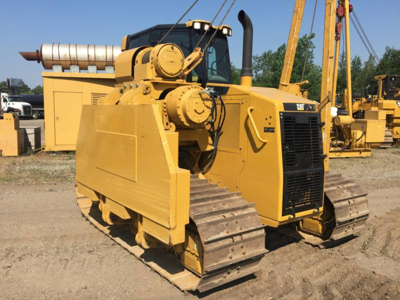 CATERPILLAR TRACTEURS POSE-CANALISATIONS PL61 equipment  photo 11