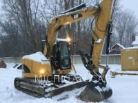 CATERPILLAR KETTEN-HYDRAULIKBAGGER 308DCR equipment  photo 1