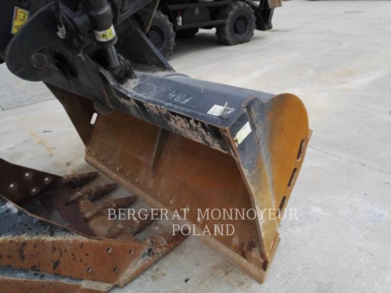 CATERPILLAR WHEEL EXCAVATORS M314 F equipment  photo 7