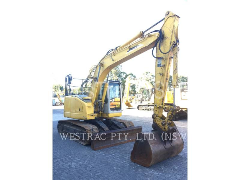 SUMITOMO EXCAVADORAS DE CADENAS SH125X-3 equipment  photo 2