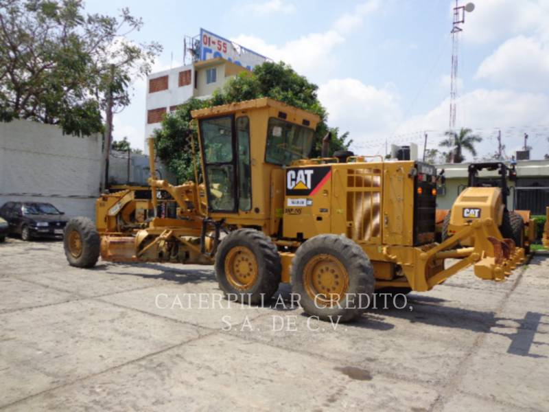 CATERPILLAR MOTOR GRADERS 120 K equipment  photo 13