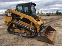 CATERPILLAR CARGADORES MULTITERRENO 279DLRC equipment  photo 1