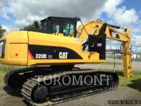 Equipment photo Caterpillar 320DFM SILVICULTURĂ – EXCAVATOR FORESTIER 1