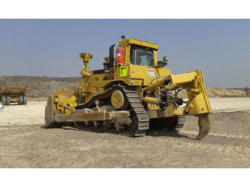 CATERPILLAR MINING TRACK TYPE TRACTOR D10T equipment  photo 3