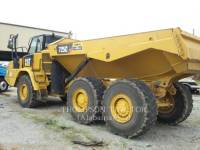 CATERPILLAR TOMBEREAUX ARTICULÉS 725C T4F equipment  photo 3