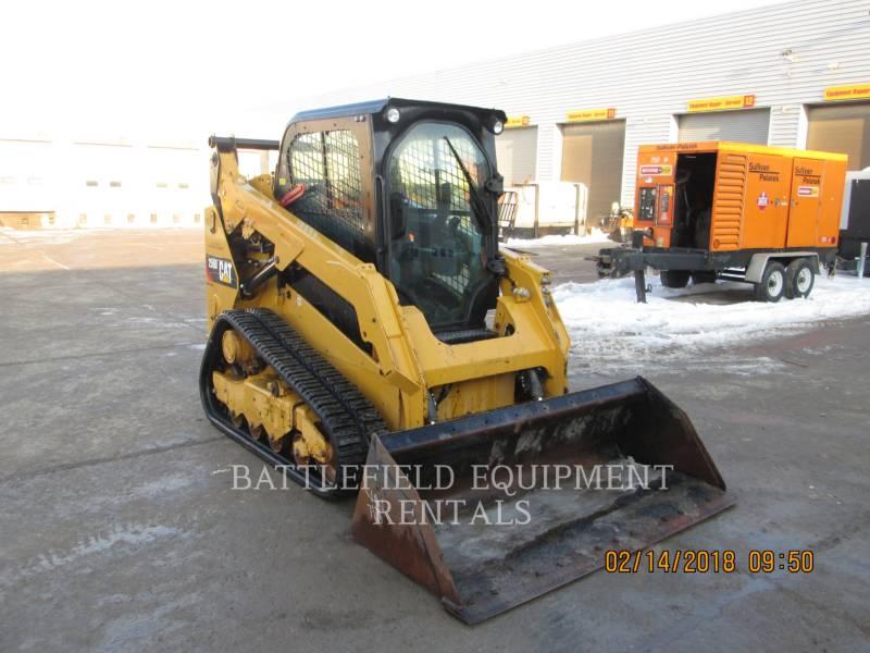 CATERPILLAR 多様地形対応ローダ 259D equipment  photo 3